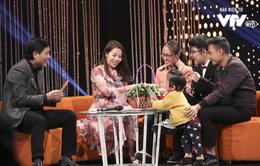 Cha con nghệ sĩ Quốc Tuấn đón Tết cùng VTV