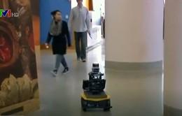 Jack - Robot có thể di chuyển khéo léo qua đám đông
