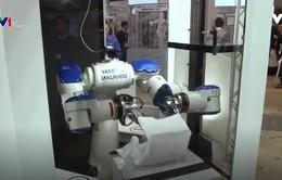 Tranh luận về tương lai việc làm của robot