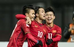 Hành trình của 4 đội bóng vào bán kết U23 châu Á 2018