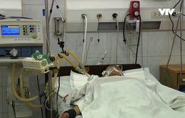 Vụ sập giàn giáo ở Nam Từ Liêm, Hà Nội: 1 người bị chấn thương đa phủ tạng
