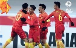 Bảng A VCK U23 châu Á 2018, U23 Trung Quốc 3-0 U23 Oman: Chủ nhà đại thắng ngày ra quân