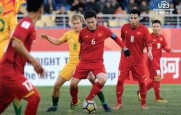 VIDEO: Tổng hợp diễn biến trận đấu U23 Việt Nam 1-0 U23 Australia