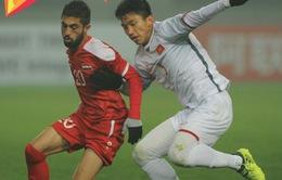 VIDEO: Tổng hợp diễn biến trận đấu U23 Syria 0-0 U23 Việt Nam