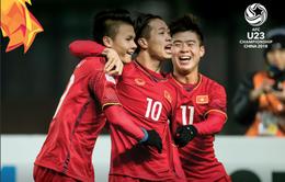 Chiến thắng lịch sử của U23 Việt Nam nhuộm đỏ Facebook