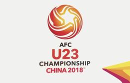 Kết quả, BXH sau lượt trận đầu tiên VCK U23 châu Á 2018