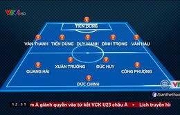 VIDEO: Đội hình dự kiến của U23 Việt Nam trong trận quyết định gặp U23 Syria