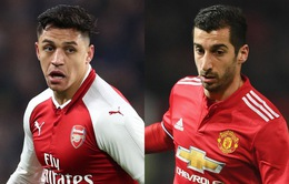 Mkhitaryan chấp nhận đến Arsenal, Man Utd sắp có được Sanchez