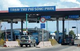 Trạm thu phí Sông Phan đề xuất giảm giá vé