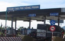 Đồng ý phương án miễn, giảm giá qua trạm thu phí Sông Phan (Bình Thuận)