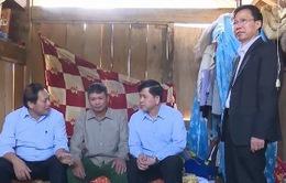 Bộ Thông tin và Truyền thông thăm vùng lũ Sơn La