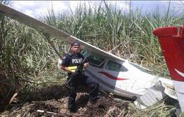 Phải mất vài tháng để xác định nguyên nhân vụ tai nạn máy bay ở Costa Rica