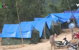 Hòa Bình: Tái định cư trước Tết cho các hộ dân vùng sạt lở