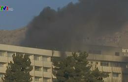 Kết thúc vụ tấn công khách sạn ở Kabul, giải cứu 150 con tin