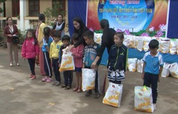 Quảng Ngãi: Nhiều hoạt động hỗ trợ người nghèo dịp Tết Nguyên đán
