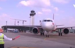 Vietjet nhận tàu bay thế hệ mới đầu tiên tại khu vực Đông Nam Á