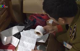 Thu giữ nguyên liệu trà sữa không rõ nguồn gốc tại quận Nam Từ Liêm, Hà Nội