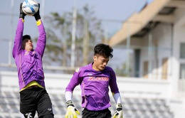 U23 Việt Nam: Căng thẳng cuộc đua giành suất bắt chính