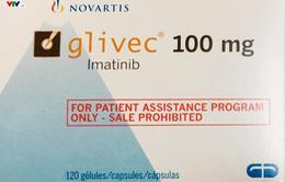 Không thiếu thuốc Glivec 100mg và Tasigna 200mg điều trị cho bệnh nhân ung thư