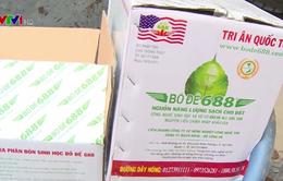 Phát hiện hơn 2.500 sản phẩm thuốc thú y thủy sản chưa được lưu hành
