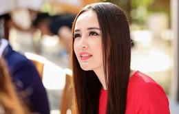Mai Phương Thúy chấm thi Hoa hậu Hoàn vũ Việt Nam