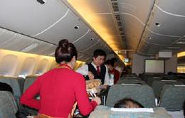 Phạt hành khách đánh tiếp viên hàng không 15 triệu đồng