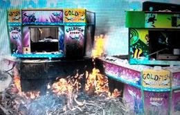 Bạc Liêu tiêu hủy hàng chục máy game bắn cá