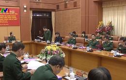 Nghiệm thu đề tài tư tưởng Hồ Chí Minh về quân sự quốc phòng