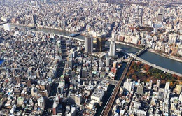 Báo động động đất ở Nhật Bản nhưng cuối cùng chỉ là rung lắc nhẹ