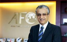 Chủ tịch AFC Salman al-Khalifa gửi lời chúc mừng bóng đá Việt Nam