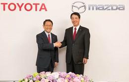 Toyota và Mazda bắt tay xây dựng nhà máy sản xuất ô tô trị giá 1,6 tỷ USD