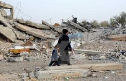 Nga cảnh báo thảm họa nhân đạo tại thành phố Raqqa của Syria
