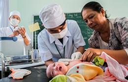 Tiêm nhiều vaccine cùng lúc: Không ảnh hưởng đến sức khỏe của trẻ