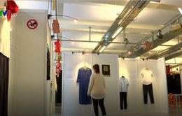 Triển lãm trang phục khi bị tấn công tình dục tại Bỉ