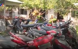 Gia tăng nạn trộm cắp xe máy dịp cuối năm tại Đồng Tháp