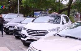 Hà Nội: Đình chỉ, thu hồi giấy phép điểm trông giữ xe tái vi phạm