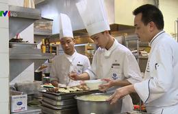 """Nguyễn Công Chung đạt danh hiệu """"Đầu bếp xuất sắc nhất châu Á"""""""