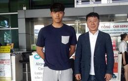 GĐKT Chung Hae Soung tiến cử, HAGL thử việc trung vệ người Hàn Quốc