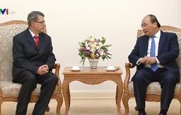 Tăng cường quan hệ Việt Nam - Áo