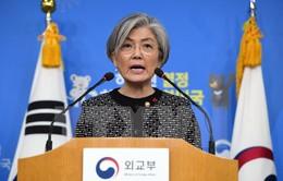 Hàn Quốc gắn đối thoại liên Triều với nỗ lực giải trừ hạt nhân
