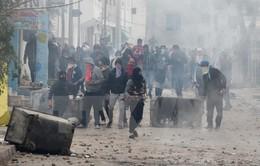 Tunisia: Ít nhất 600 người đã bị bắt giữ trong các vụ đụng độ