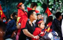 U23 Việt Nam chiến thắng lịch sử: Niềm vui không có tuổi