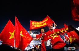 VIDEO: Người dân Hà Nội đã có một đêm không ngủ vì chiến tích của U23 Việt Nam