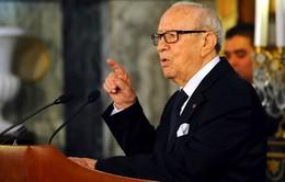 Tổng thống Tunisia tìm kiếm đối thoại giải quyết căng thẳng