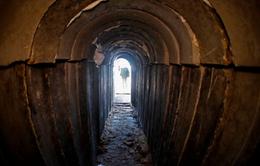 Israel công bố chi tiết về bức tường ngầm dọc dải Gaza
