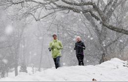 Nhiệt độ tiếp tục giảm sâu tại Mỹ