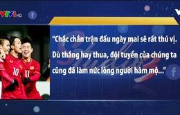 Bán kết Giải U23 châu Á: Người hâm mộ Việt Nam háo hức chờ kết quả