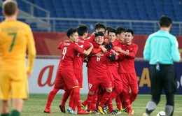 Vượt qua U23 Australia, U23 Việt Nam có chiến thắng lịch sử tại VCK U23 châu Á