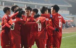 U23 Việt Nam chiến thắng đầy cảm xúc, lần đầu tiên vào bán kết U23 Châu Á
