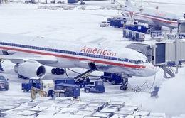 Mỹ hủy gần 5.000 chuyến bay trong 2 ngày do bão tuyết